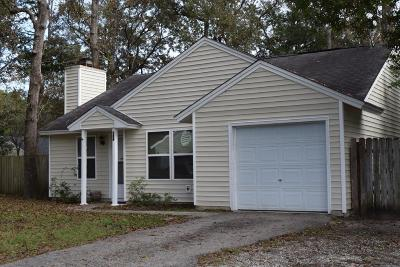 Summerville Single Family Home Contingent: 136 Tabby Creek Circle