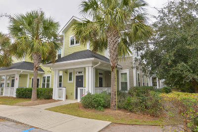 Berkeley County, Charleston County Attached For Sale: 1225 Blakeway Street #606