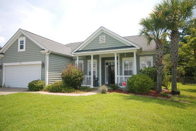 Moncks Corner Single Family Home Contingent: 312 Lakewind Drive