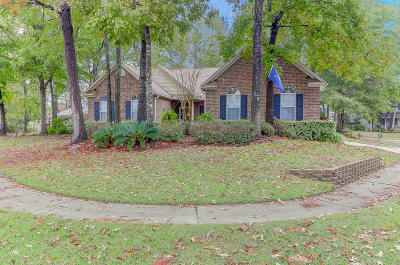 Goose Creek Single Family Home For Sale: 107 Bristol Lane