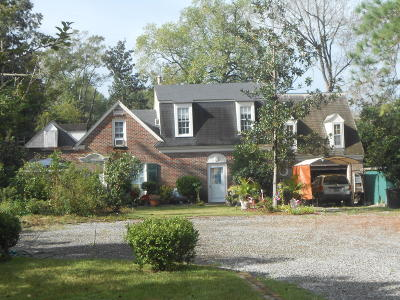 Single Family Home For Sale: 209 Perry Road