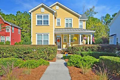 Moncks Corner Single Family Home For Sale: 130 Red Leaf Boulevard
