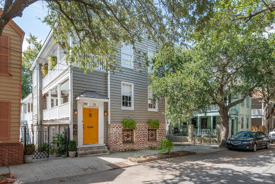 Charleston Multi Family Home For Sale: 87 America Street