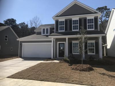 Johns Island Single Family Home For Sale: 1209 Lois Allen Drive