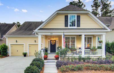 Summerville Single Family Home For Sale: 106 Ribbon Road