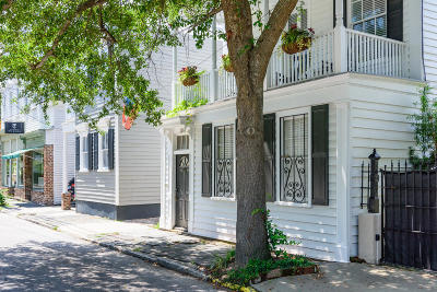 Charleston Attached For Sale: 158 Wentworth Street #1