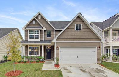Moncks Corner Single Family Home For Sale: 476 Foxbank Plantation Boulevard