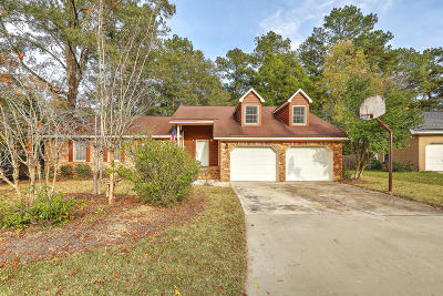 Goose Creek Single Family Home For Sale: 110 Westerfield Drive