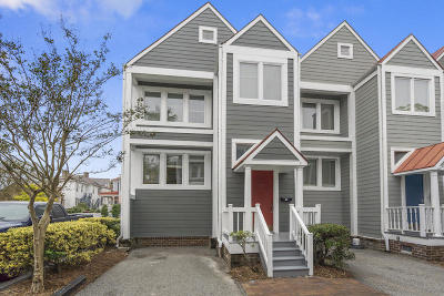 Charleston Attached For Sale: 22 Ascot Aly