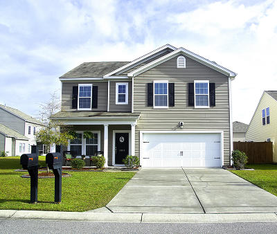 Goose Creek Single Family Home For Sale: 504 Nandina Drive