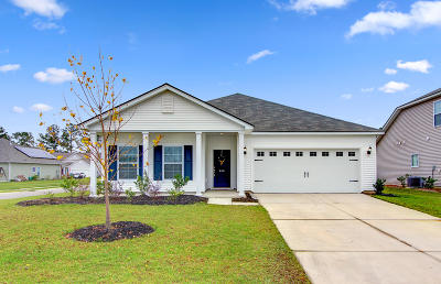 Goose Creek Single Family Home For Sale: 608 Zinnia Drive