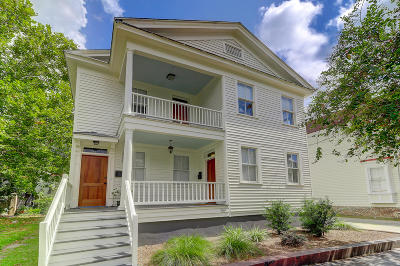 Charleston Single Family Home For Sale: 258 Rutledge Avenue