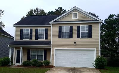 Ladson Single Family Home For Sale: 1023 Friartuck Trail