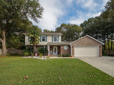 Berkeley County Single Family Home For Sale: 109 Carlisle Bay Court