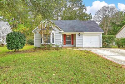 Summerville Single Family Home For Sale: 104 Jarett Road