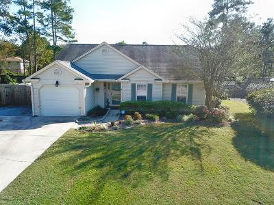 Berkeley County Single Family Home For Sale: 103 Balmoral Circle