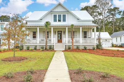 Single Family Home For Sale: 1821 Carolina Park Boulevard