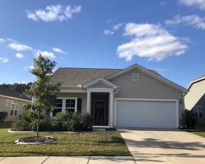 Single Family Home For Sale: 609 Calabash Court