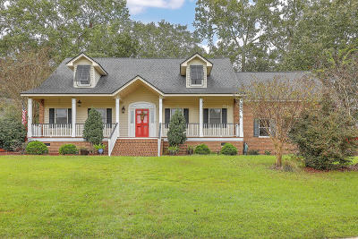 Berkeley County Single Family Home For Sale: 2 Napoli Court