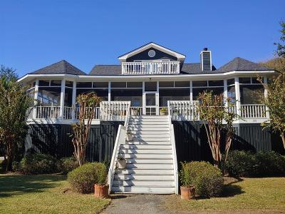 Sullivans Island SC Single Family Home For Sale: $2,699,000