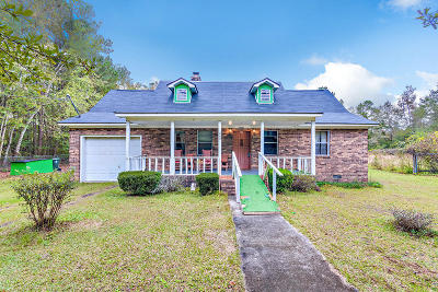 Berkeley County Single Family Home For Sale: 1700 Black Tom Road