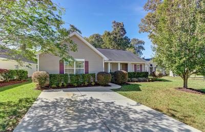 Charleston Single Family Home For Sale: 487 Hainsworth Drive