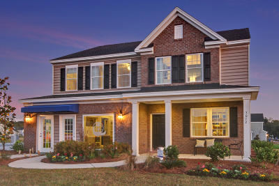 Goose Creek Single Family Home For Sale: 598 Mountain Laurel Circle