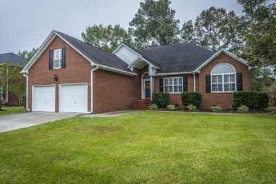 North Charleston Single Family Home For Sale: 5434 Clairmont Lane