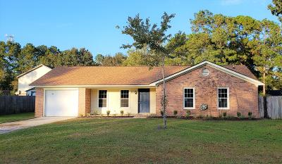 Summerville Single Family Home Contingent: 211 Longleaf Road