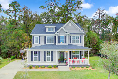 Summerville Single Family Home For Sale: 608 Cane Mill Court