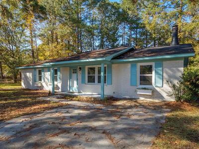 Summerville Single Family Home For Sale: 110 Peake Lane
