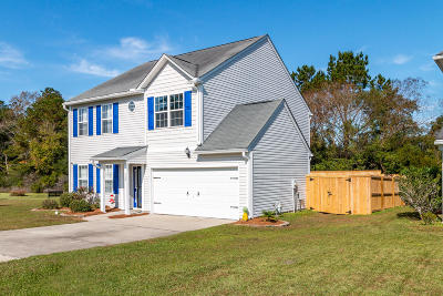 Summerville Single Family Home For Sale: 152 Balsam Circle