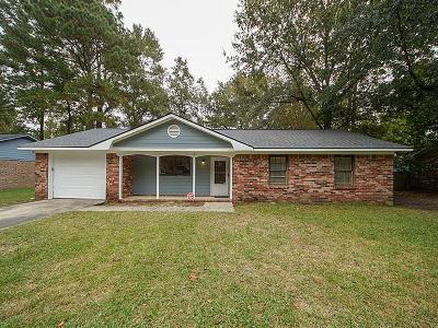Charleston Single Family Home Contingent: 38 Peppertree Lane