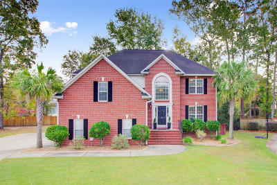 Goose Creek Single Family Home Contingent: 110 Sandlings Court