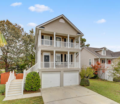 Charleston Single Family Home For Sale: 352 Clayton Drive