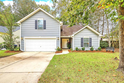 Summerville Single Family Home For Sale: 115 Holly Street