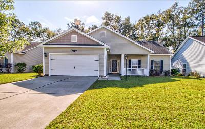 Summerville Single Family Home For Sale: 221 Highwoods Plantation Avenue