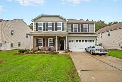 Summerville SC Single Family Home For Sale: $285,000