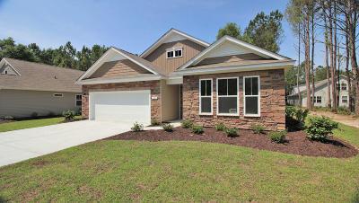 Summerville SC Single Family Home For Sale: $276,050