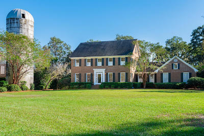 Charleston Single Family Home For Sale: 915 Paul Revere Court