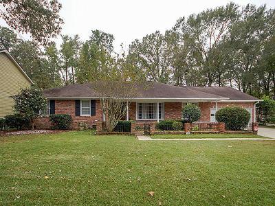 Summerville SC Single Family Home For Sale: $290,000
