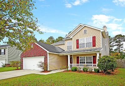 Summerville SC Single Family Home For Sale: $269,900