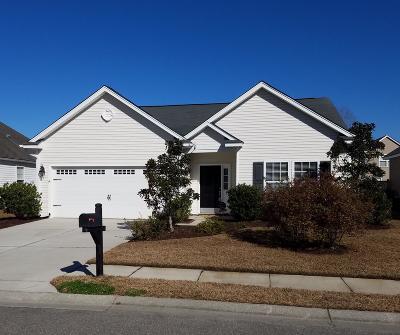 Moncks Corner Single Family Home For Sale: 114 Worthington Drive
