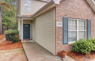 North Charleston Attached For Sale: 4753 Skillmaster Court