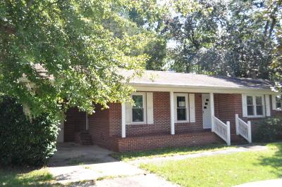 Charleston SC Single Family Home For Sale: $200,000