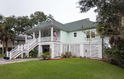 Edisto Island Single Family Home For Sale: 1301 Jungle Road