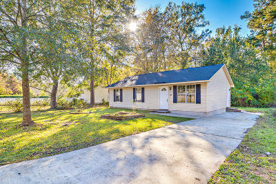 Summerville Single Family Home Contingent: 104 Brandon Drive