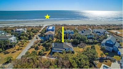 Isle Of Palms SC Single Family Home For Sale: $1,699,000