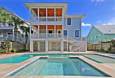 Single Family Home For Sale: 915 Ocean Boulevard