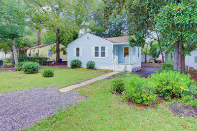 North Charleston Single Family Home For Sale: 2631 Ranger Drive